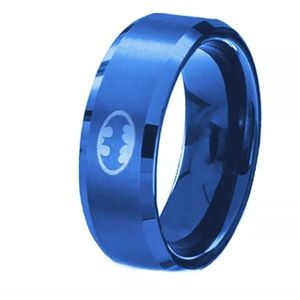 Other - Cool NWOT😎Batman Stainless Steel  Unisex Ring!